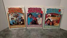 3 Dukes of Hazzard Coloring & Activity Books  (2 Unused)   1981 set lot