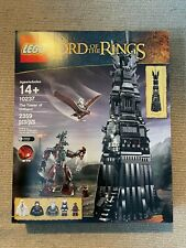 Brand New LEGO Lord of the Rings The Tower of Orthanc 10237- RETIRED