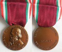 medaglia divisione assalto Garibaldi Natisone CVL guerra 1943-45 friuli slovena