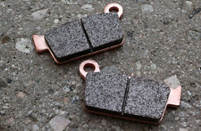 Pair of full sintered rear brake pads for Gas Gas MC 250 year 2000-2015 pads