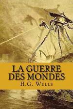 La Guerre des Mondes by H. G. Wells (2015, Paperback, Large Type)