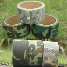 Adhesive Tape Elastic Wrap band Hunting Accessories Camouflage Bandage Roll
