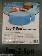 Bestway Lay Z Spa Insulating Floor Protector Mat - Also Suitable for Other Spas