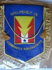 FANION DES COMMANDOS LE GCP CHUTEURS OPS