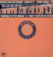 M-D-EMM - Fanning The Flames - Republic - LICT 003R - Uk