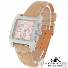 ADEE KAYE NIB  Chronograph Womens Watch