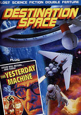 Yesterday Machine / Destination Space: Lost Science Fiction Double Feature