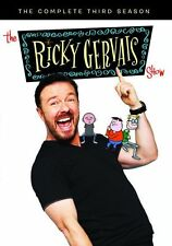 RICKY GERVAIS SHOW: COMPLETE THIRD SEASON - (full) Region Free DVD - Sealed