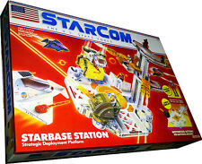 StarCom Starbase Station Vintage 1987 Collectible MISB New! AFA IT!!