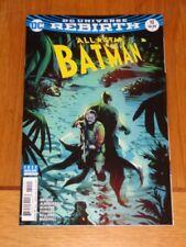 BATMAN ALL STAR #10 VARIANT DC COMICS NM (9.4)