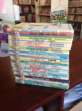 HUGE Lot of 29 DR. SEUSS/BEGINNER BOOKS Bright Early Reader ALL HC Cloth L3