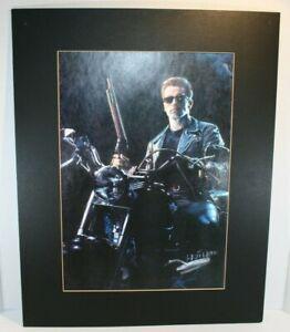 Terminator 2 Judgment Day ART PRINT, ARTIST SIGNED