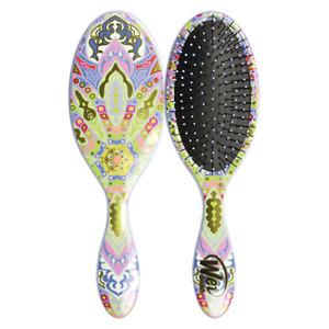 New The Wet Brush Dark Moracco Detangler Brush Anti Breakage Damage Hair