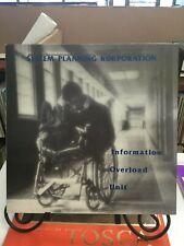 SPK - Information Overload Unit - 1985 German Reissue Normal Records Nice!