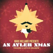 MARS WILLIAMS Presents: An Ayler Xmas Vol.3 Live in Krakow CD