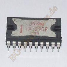 IC TA7215P Toshiba 2x2,2W Dual Channel Audio Amplifier