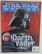 Star Wars Insider Magazine #39 Darth Vader Cover  - 1998 Nice Copy