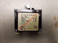 CarlingSwitch Aa1-B0-24-430-281-C Circuit Breaker 3Amp 277V 50/60Hz 1Ph