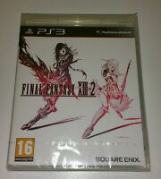 Final Fantasy XIII-2 13 Sony PlayStation 3 PS3 PAL UK NEW SEALED VERY RARE
