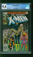 Uncanny X-Men 167 Cgc 9.4 Nm New Mutants Wolverine Cyclops Paul Smith cover