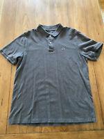 Vineyard Vines Men's Gray Collared S/S Golf Shirt Size Medium