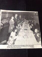 67-3 Ephemera 1974 Picture Party Ramsgate British Legion Club Children's Party