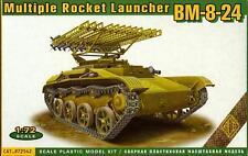 Ace Models 1/72 Soviet World War II BM-8-24 MULTIPLE ROCKET LAUNCHER (T-60 Tank)