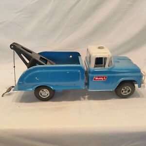 BUDDY L WRECKER /  TOW TRUCK #5427 see all picks. Nice unit. Eco shipping.