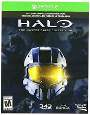 Halo The Master Chief Collection Full Game Digital Download [Xbox One]