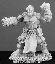 Reaper Miniatures Dark Heaven Legends Gungor 1/2 Orc Monk RPR 02926