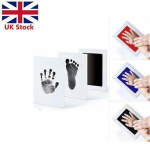 Kids Inkless Hands and Foot Print Kit Newborn Baby Christening Baby Keepsake