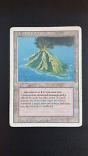 Volcanic Island - 3rd / Revised Edition - Magic the Gathering Dual Land - L Play