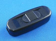 Zwischenschalter 1 polig 3A 250V, Schwarz