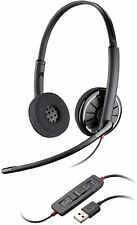 PLANTRONICS Blackwire C320 USB Headband Wired Headset