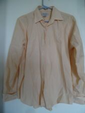Brooks Brothers Striped   Women's 14 Shirt French Sleeve Button-Up