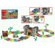 Track Set Variable Track Set With Castle And Gate With Sounds And Lights