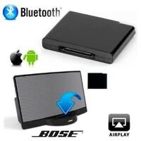 Bluetooth 4.1 Music Receiver Audio Adapter for iPod iPhone 30 Pin Dock Speaker