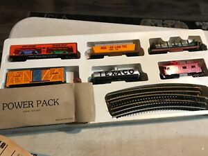 TYCO 1988  FREIGHT HO SCALE ELECTRIC TRAIN Parts