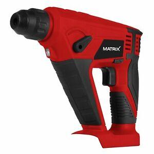 MATRIX 20v X-ONE Cordless Rotary Hammer Skin Only