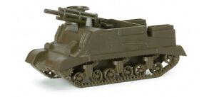 Herpa H0 1:87 Roco 797 Mini Tank 741392 After World War II M7B2 US Bw