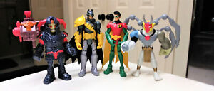 """Mixed Lot Action Figure 4"""""""