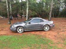 99 MUSTANG 4.6 AUTO PARTS CAR IN ALABAMA DRIVERS DOOR MIRROR