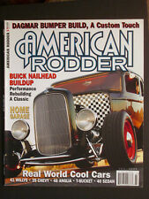 AMERICAN RODDER  Real World Cool Cars  July 2005