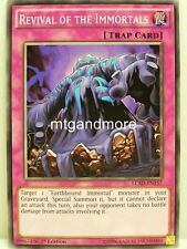 Yu-Gi-Oh - 1x Revival of the Immortals - LC5D - Legendary Collection 5