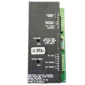 MA-485 Mircom Intercom Amplifier