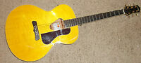Gretsch Historic G3203 Hawaiian Acoustic Electric Guitar w/Fishman Pickup Spruce