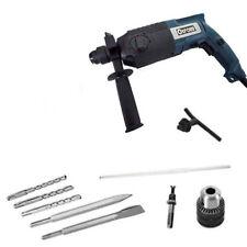 Trapano tassellatore martello 620 watt demolitore con 5 punte