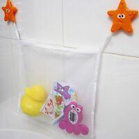 Emmay Care Children Kid Bath Shower Toy Bag Net Pouch Storage Tidy Organiser 040