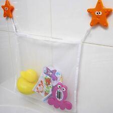Emmay Care bambini Kid BAGNO DOCCIA toy bag Net Pouch Storage ordinato Organizzatore 040
