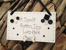 Dog Love & Hearts Decorative Indoor Signs/Plaques